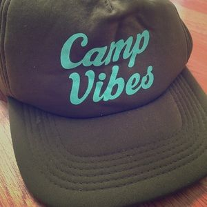 Camp Vibes Trucker Hat